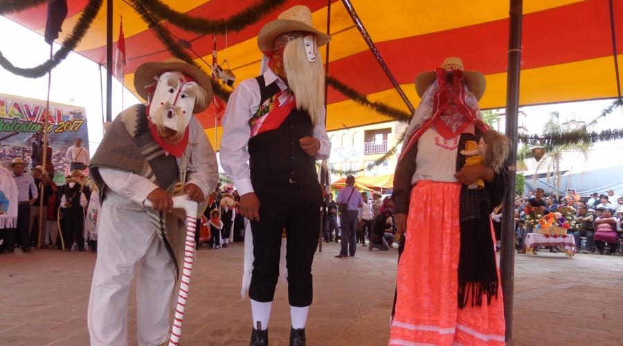 Chilolingo se acerca con carnaval de Chalcatongo