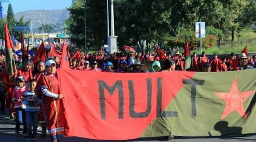 Pide MULT a CNDH mesas de diálogo   El Imparcial de Oaxaca