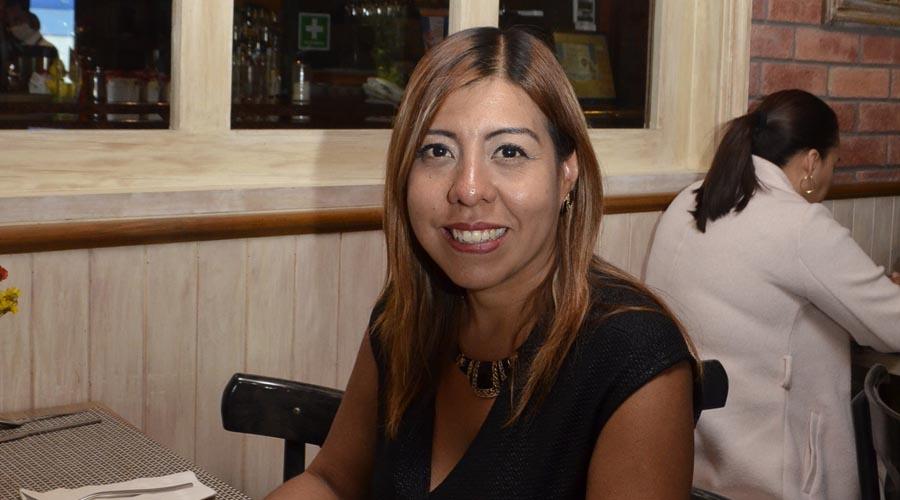 Miriam Grijalva festeja un día importante