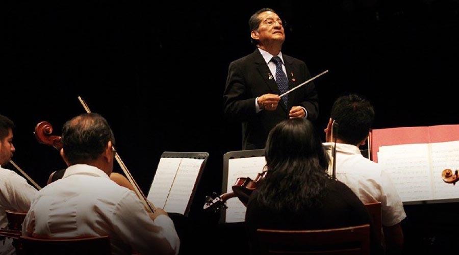 Eliseo Martínez: Sinfónica de Oaxaca debe ser una realidad