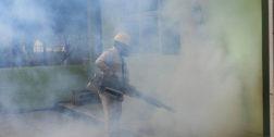 Refuerzan acciones para prevenir los brotes de dengue en Tehuantepec