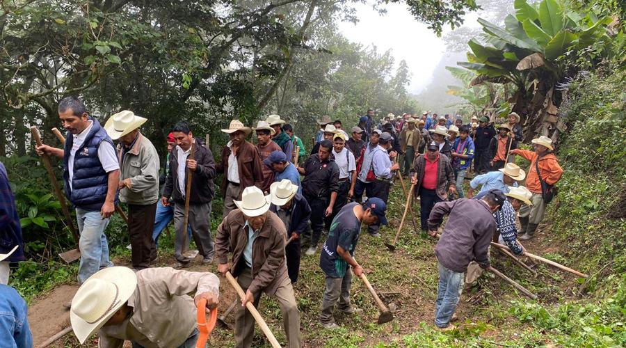 Delimitan su territorio Huautla de Jiménez y Chilchotla | El Imparcial de Oaxaca