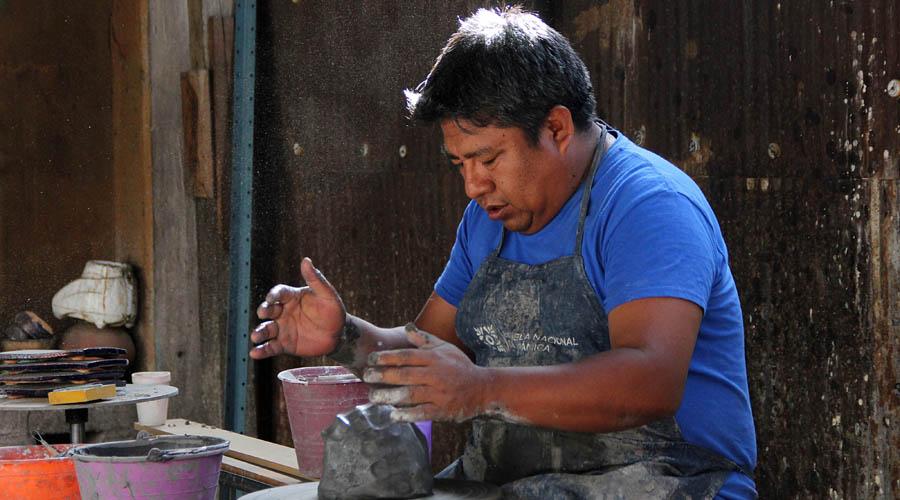 Muestran una pizca del arte  contemporáneo de Oaxaca