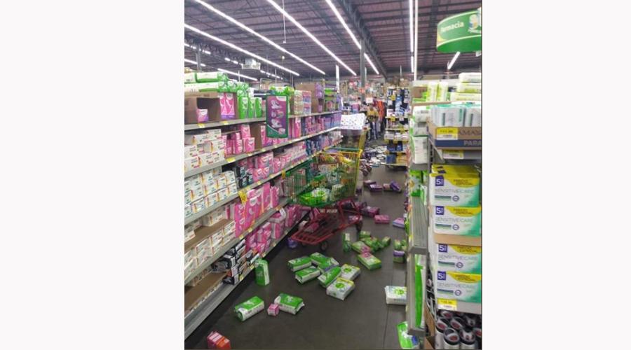Regresa incertidumbre al Istmo por sismos