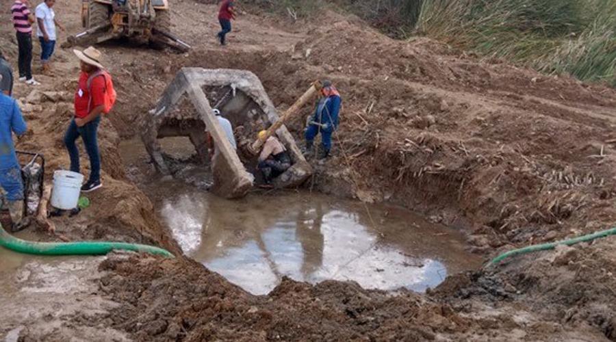 A partir del lunes, no habrá agua en la ciudad de Huajuapan