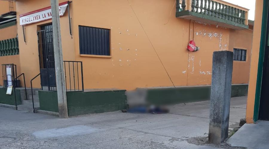 Ejecutado en El Espinal