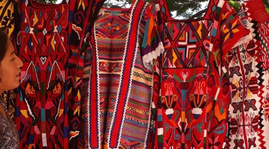 Realizan muestra artesanal en Tuxtepec