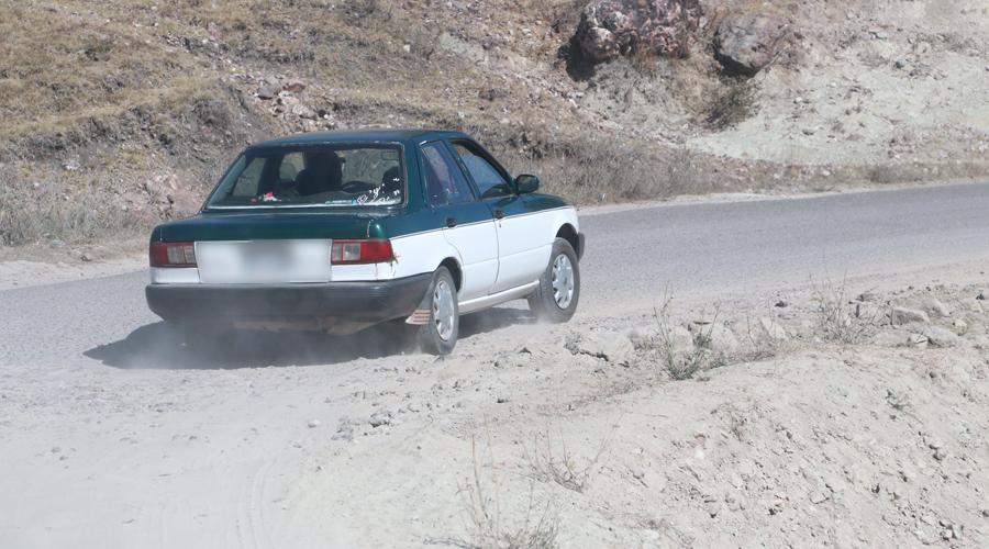 Carretera Huajuapan-Juxtlahuaca, promesa incumplida de AMLO