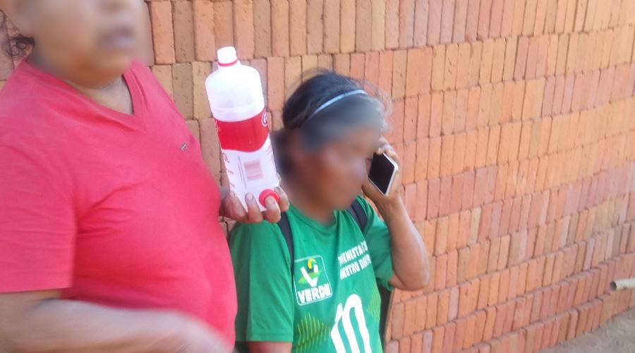 Hallan putrefacto a estudiante en un pozo en Santa Lucía del Camino