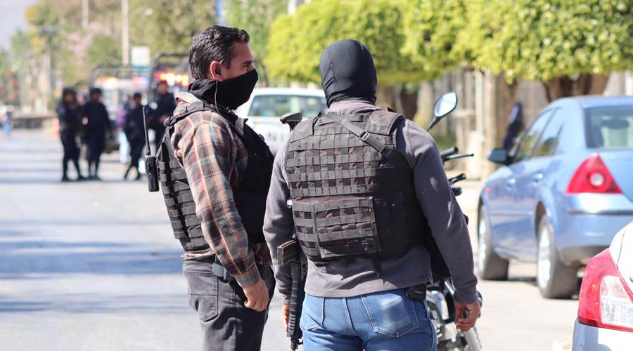 Desatan balacera en límites de Santa Cruz Amilpas y Santa Lucía