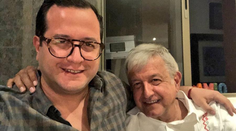 Nace el primer nieto del presidente López Obrador en EU; se llama Salomón Andrés | El Imparcial de Oaxaca