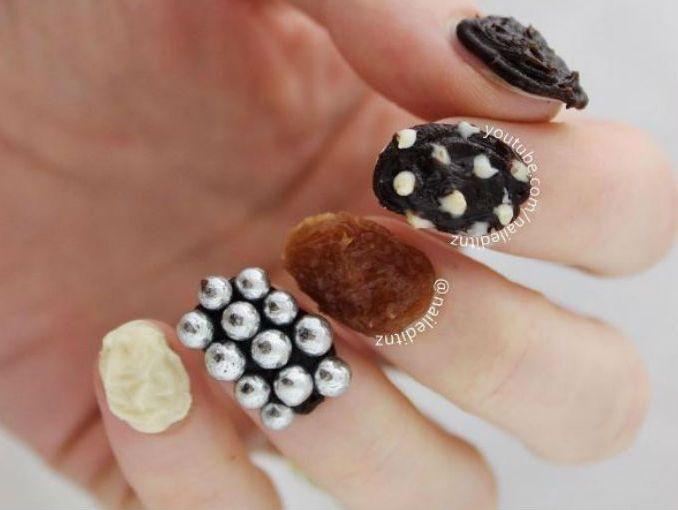¿Hambre? La olvidarás con este nuevo estilo de uñas | El Imparcial de Oaxaca