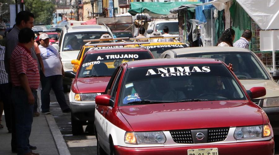Persisten robos y asaltos en el transporte público | El Imparcial de Oaxaca