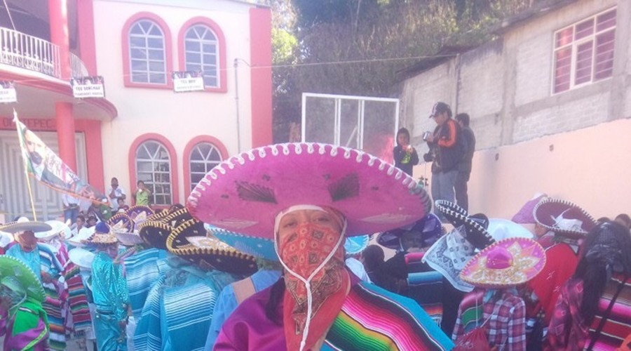 Reviven carnavales en la Mixteca | El Imparcial de Oaxaca