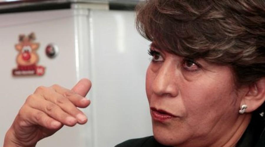 Morena impugnará multa contra Delfina Gómez | El Imparcial de Oaxaca