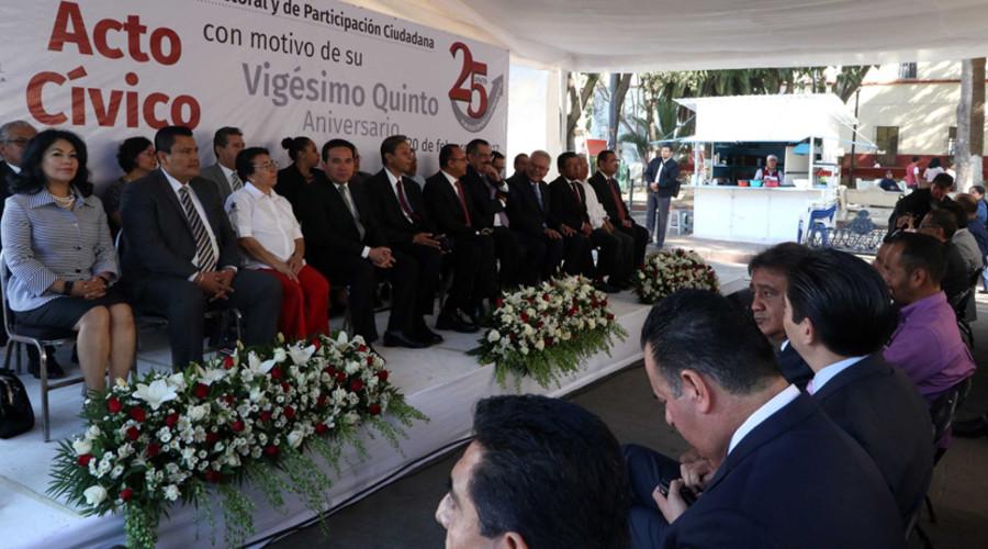 Demanda IEEPCO a diputados reglas claras para el 2018 | El Imparcial de Oaxaca