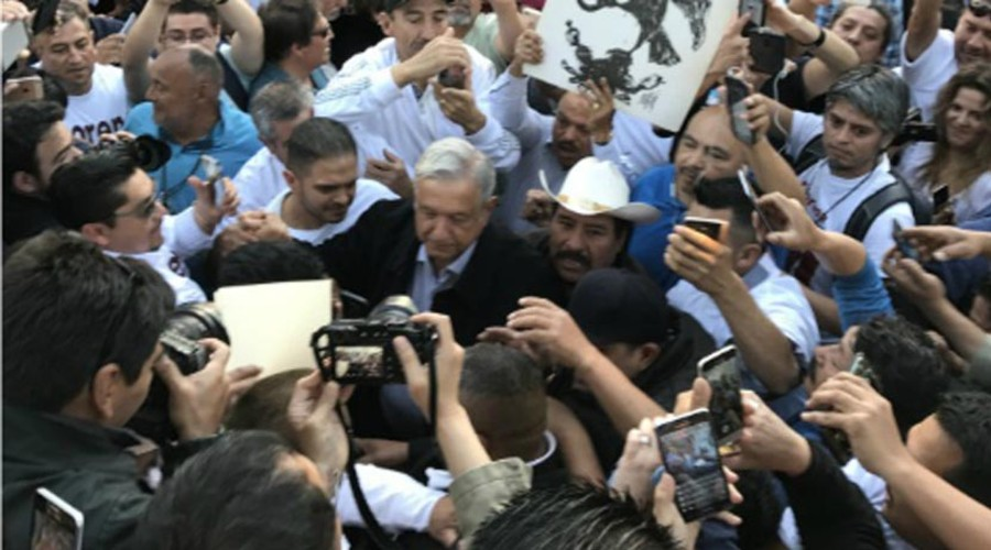 AMLO denunciará a Trump ante ONU y CIDH   El Imparcial de Oaxaca