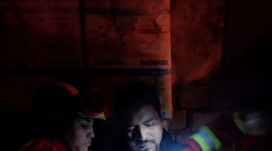 Derrapa motorista | El Imparcial de Oaxaca