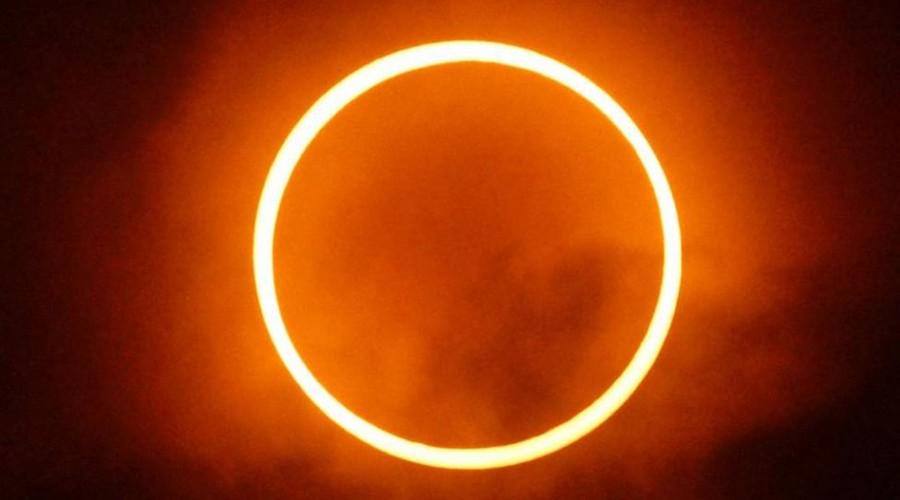 Eclipse del anillo de fuego, este domingo 26 de febrero | El Imparcial de Oaxaca