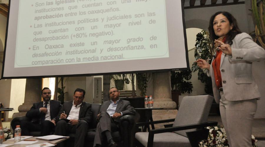 Oaxaqueños están hartos de bloqueos: Informe País | El Imparcial de Oaxaca