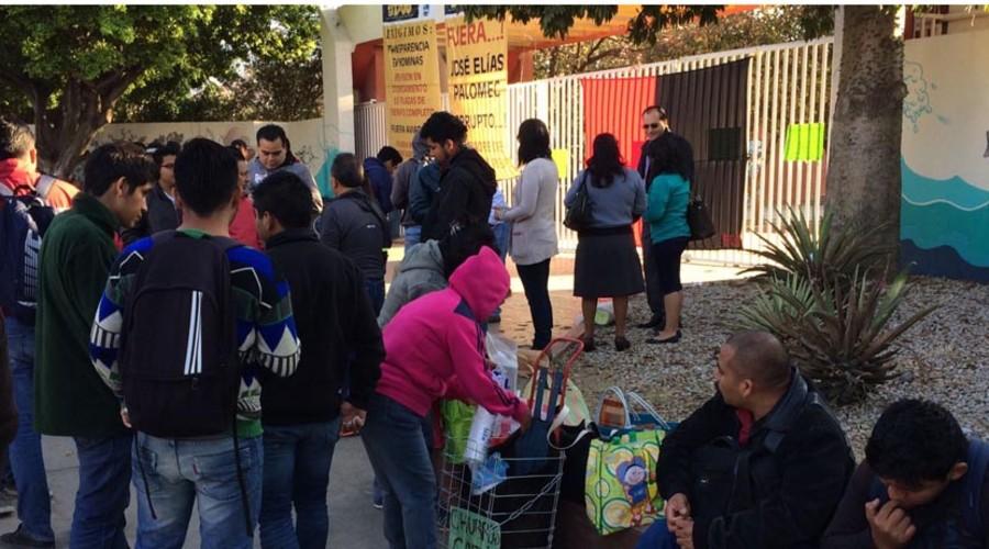 Estalla huelga en la UABJO   El Imparcial de Oaxaca