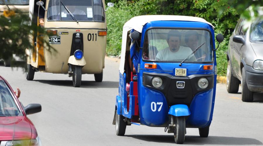 Circulan mototaxis sin seguro de vida | El Imparcial de Oaxaca