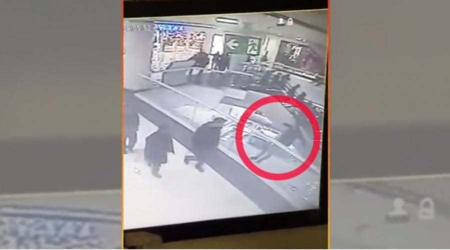 Video: Joven se tira desde cuarto piso tras discutir con su novia | El Imparcial de Oaxaca