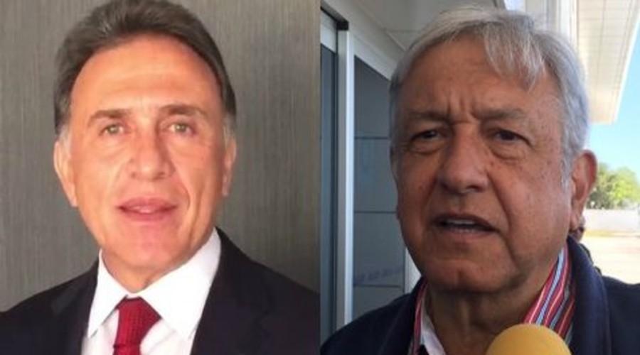 AMLO llama corrupto a Yunes; el gobernador lo llama autoritario   El Imparcial de Oaxaca