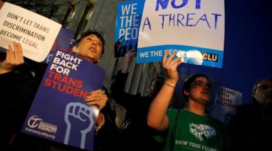 Trump anula directriz sobre baños para transexuales   El Imparcial de Oaxaca
