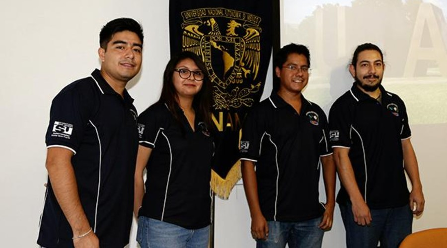 Mexicanos que conquistan la carrera espacial   El Imparcial de Oaxaca
