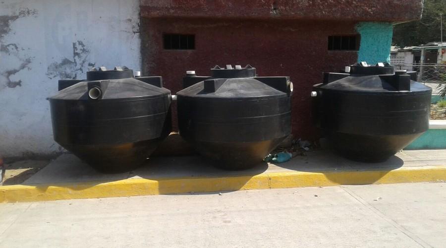 Rosa Nidia compró en San José 25 biodigestores que hoy son inútiles   El Imparcial de Oaxaca