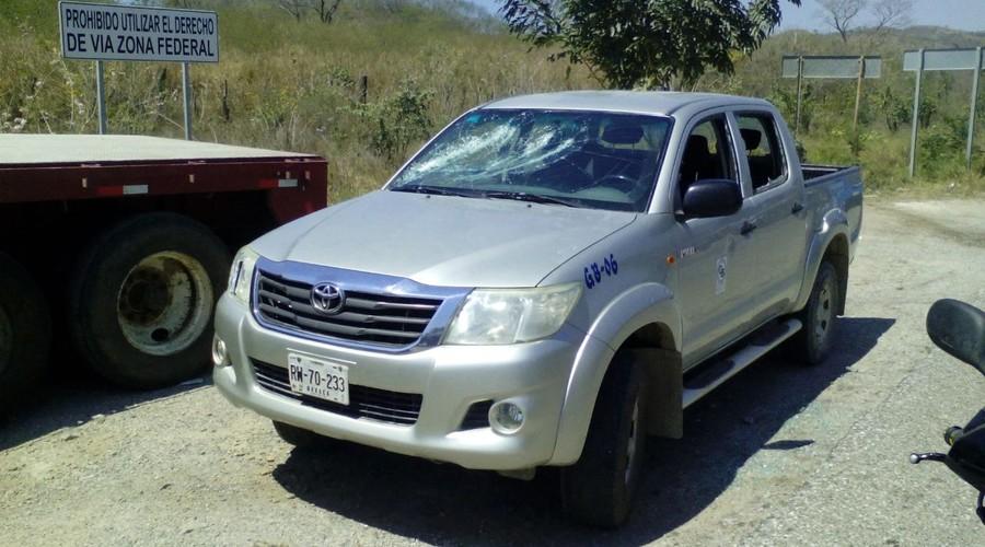 Enfrentamiento entre camioneros en Lagunas | El Imparcial de Oaxaca