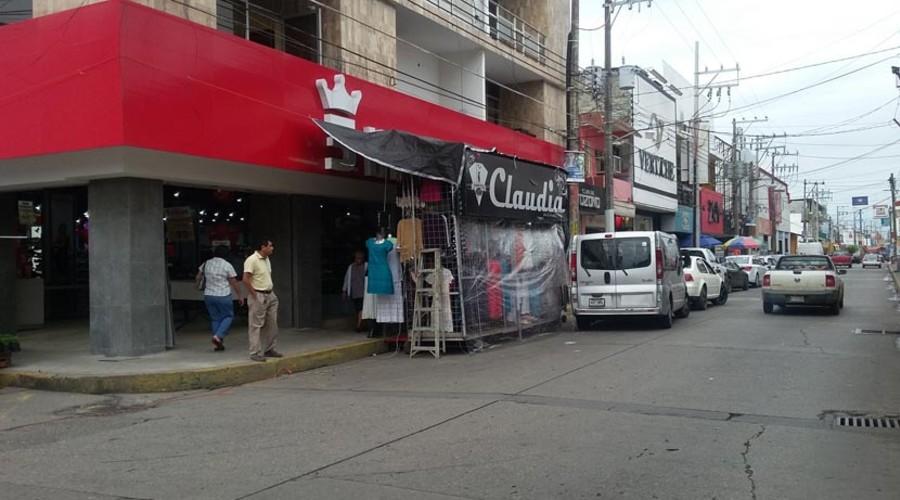 Dirección de comercio niega aumento de ambulantes   El Imparcial de Oaxaca
