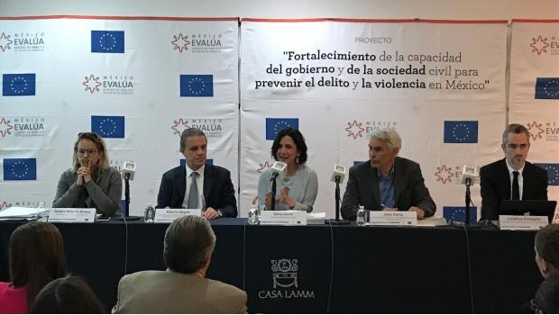 México Evalúa propone acciones para prevenir el delito   El Imparcial de Oaxaca