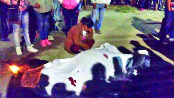 Acribillan a dos hombres desde un auto | El Imparcial de Oaxaca