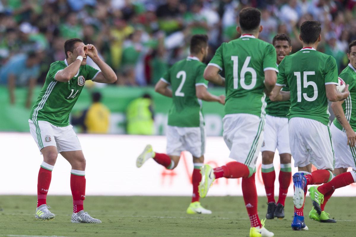 Selección mexicana espera triunfo ante Irlanda | El Imparcial de Oaxaca