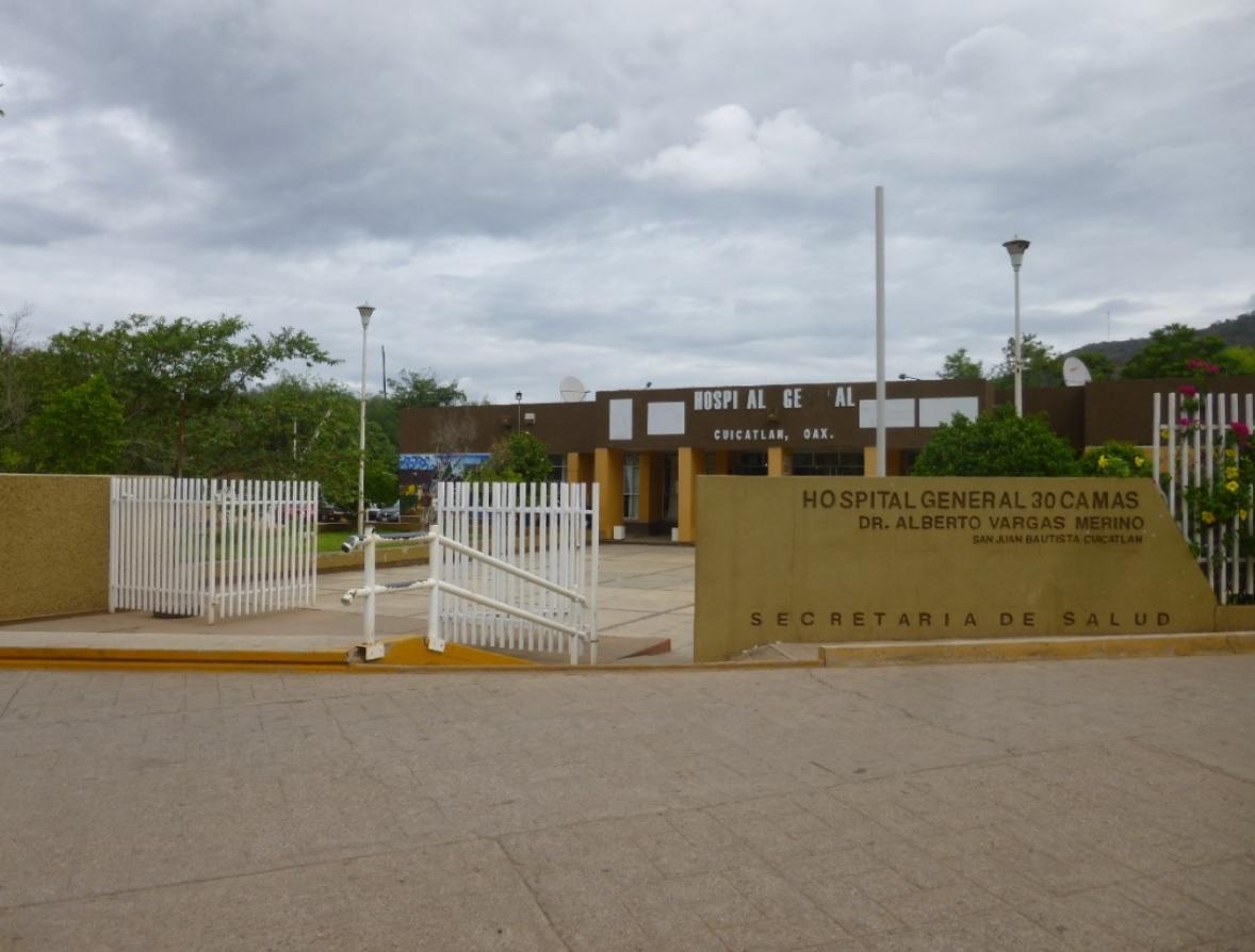 Termina paro de  labores en hospital de Cuicatlán | El Imparcial de Oaxaca