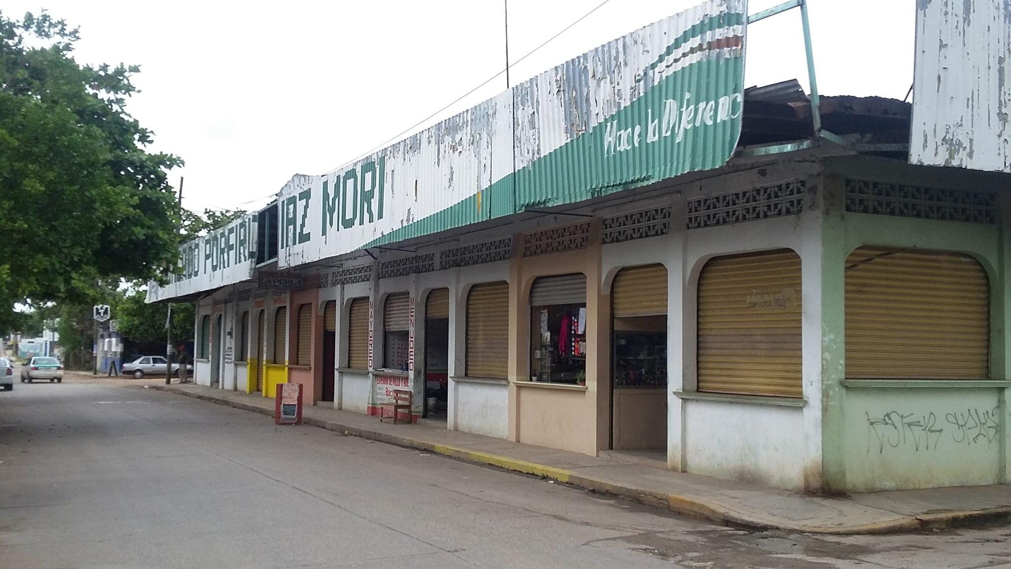 En el olvido, mercado Díaz Mori en Tuxtepec   El Imparcial de Oaxaca