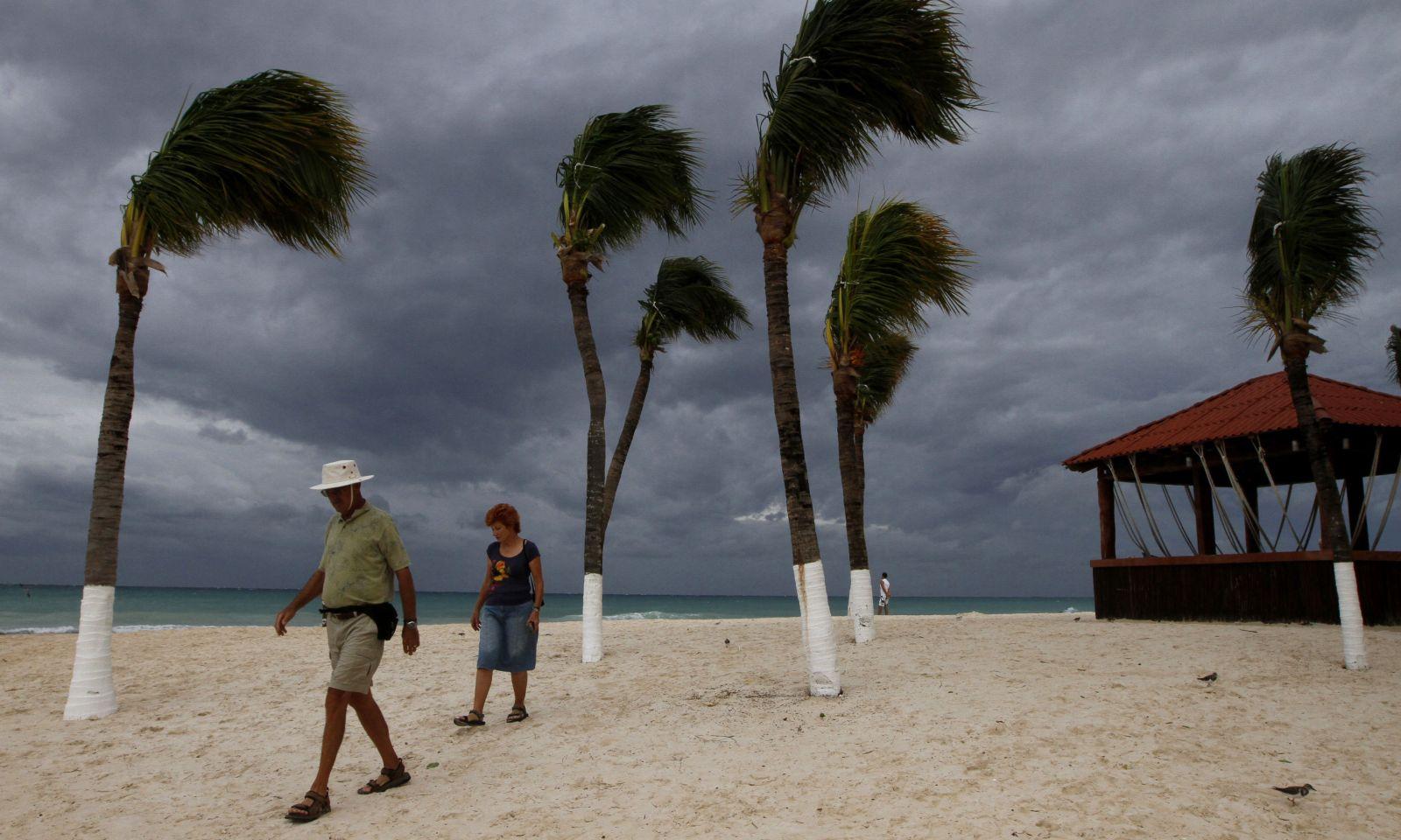 Amenaza de tormenta tropical en la Costa | El Imparcial de Oaxaca