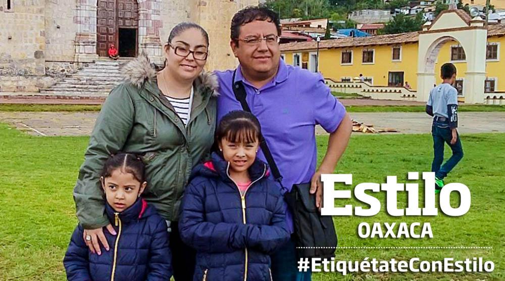 La familia Jiménez  Hernández  visita Oaxaca | El Imparcial de Oaxaca