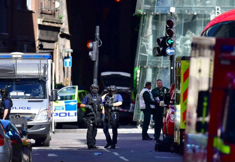Ataques terroristas, 2 de los 3 incidentes en Londres, confirma Policía | El Imparcial de Oaxaca
