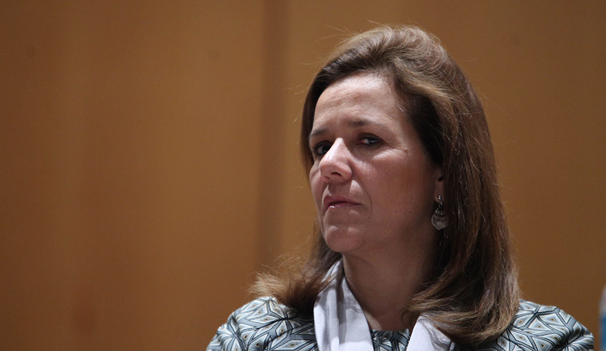 Video: Margarita Zavala critica a Ricardo Anaya y amenaza de nuevo con renunciar al PAN | El Imparcial de Oaxaca