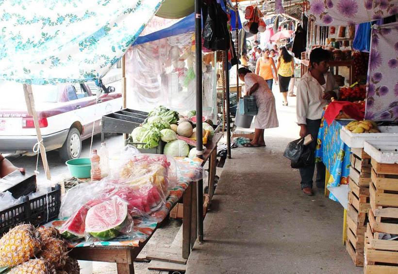 Limitan espacios para comercio ambulante en Tuxtepec | El Imparcial de Oaxaca