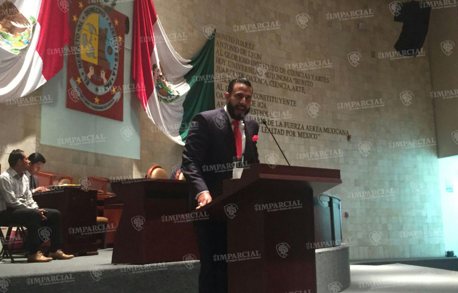 Jorge Emilio Iruegas es el nuevo Fiscal Especializado en Materia de Combate a la Corrupción | El Imparcial de Oaxaca