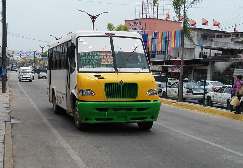 Transportistas de la Cuenca están en receso   El Imparcial de Oaxaca