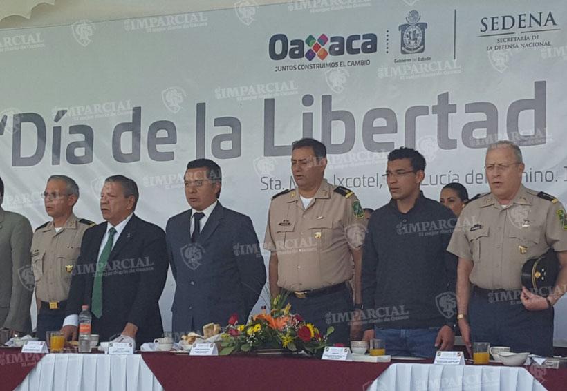 Octava Región Militar reconocer labor de medios de comunicación | El Imparcial de Oaxaca