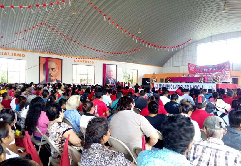 Planean antorchistas extenderse en la Costa   El Imparcial de Oaxaca