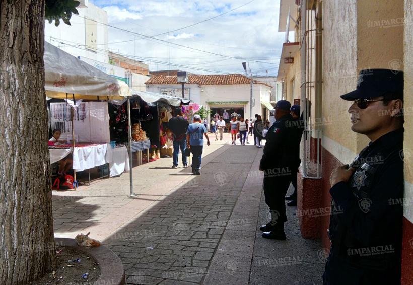 Comienza reubicación de comerciantes y artesanos de la 'L' en Huajuapan | El Imparcial de Oaxaca