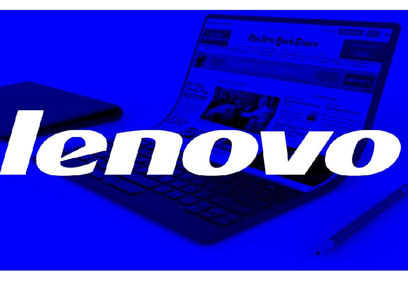 Lenovo apostará hacia el futuro con esta laptop plegable | El Imparcial de Oaxaca