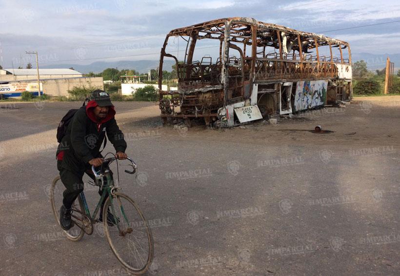 En Nochixtlán mantienen intactos los estragos del enfrentamiento | El Imparcial de Oaxaca